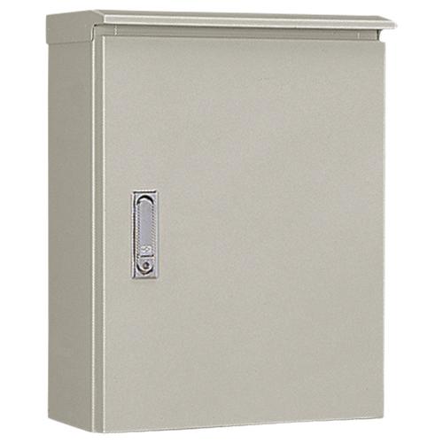 [OR_ORB]屋外用制御盤キャビネット(水切構造、防塵・防水パッキン付) フカサ120mm 写真